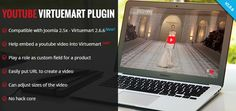 Youtube Virtuemart Plugin answers your question on how to embed an Youtube video into a product description page. Even there are some ways to hack Virtuemart core files, or to install another Youtube plugin, none of solutions save your time or help you update an Youtube video on your site easily.