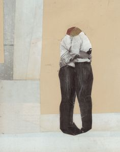 Disfigured Bodies: The Human as a Medium in the Collages of James Gallagher and Sophie Jodoin Collages, Collage Artists, Kitsch Art, Cut And Paste, Mixed Media Collage, Photomontage, My Drawings, Hug, Illustration Art