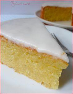 L'amandier ou gâteau fondant aux amandes                                                                                                                                                                                 Plus