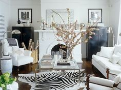 Q&A: Decorating Small Spaces, a Mantel Makeover, and More! – One Kings Lane — Our Style Blog