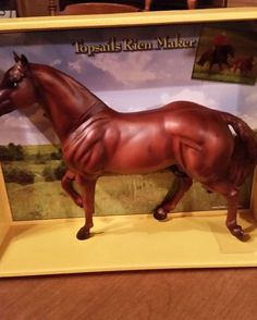 Front and side cardboard is torn. Breyer Horses, Spirit, Traditional, Model, Ebay, Animals, Animales, Animaux, Animais