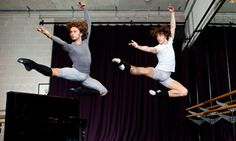 Ivan Putrov and Sergei Polunin