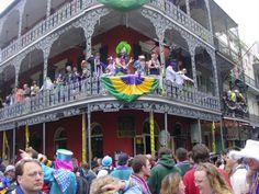 Mardi Gras - New Orleans, LA