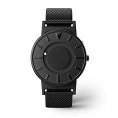 Buy your Eone Bradley Black Mesh® Watch from an authorised retailer with free worldwide delivery. October 2016 collection and 5% off your first order