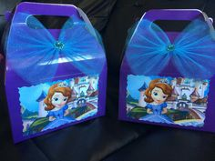 Disney Princess Sofia The First Birthday by FantastikCreations