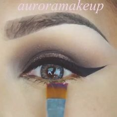 "Gorgeous tutorial by @AuroraMakeUp Song: ""Love Me Like You Do"" by. Ellie Goulding"