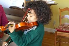 Caesar Sant is a six-year-old boy who plays the violin with incredible skill and joy, solves math problems at a third grade level, speaks seven languages, reads, and has earned the Little Dragon's black stripe belt in Karate. Caesar was born with sickle cell anemia, which caused him to have three...