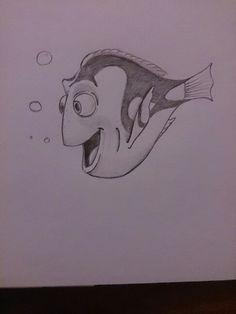 Dory :) finding nemo