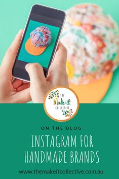 Unless you're selling Handmade Air, your brand really should have an Instagram presence. With 8.8 million active monthly users in Australia alone as of January, it's a gigantic piece of Customer Pie to leave in the Marketing Oven – 36% of the population, to be exact. Here's how to get your handmade brand successfully setup on Instagram and begin using the platform to attract and convert more followers into not only raving, but paying handmade fans // #instagrammarketing #instagramtips… The Marketing, Consumerism, Instagram Tips, Followers, You Got This, Oven, January, Handmade Gifts, Fans