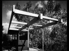 RICHARD NEUTRA Fundación Caja de Arquitectos - short clip on VDL and Neutra's residential work