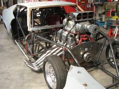Murray's Mustang drag car Drag Cars, Mustang, Baby Strollers, Children, Projects, Baby Prams, Young Children, Log Projects, Mustangs