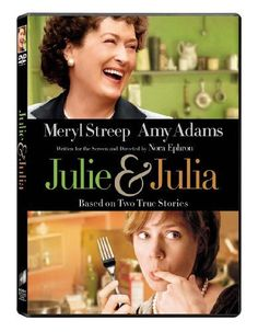 Julie & Julia: Another romantic comedy but I love this for the Fall because of wonderful way they film the food being cooked, eaten and enjoyed.  Bon Appetite!