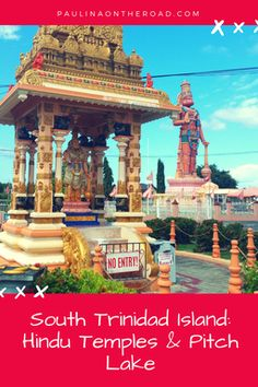 Discover the melting pot of Trinidad and Tobago: hindu temples, amazing food and natural wonders. And of course beaches.