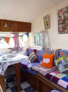 Eclectic Glamping