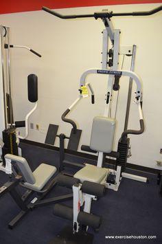 pacific fitness weight machine