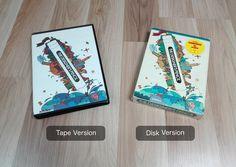 The Designer's Pencil C64 (Tape + Disk)