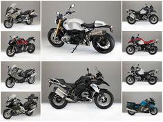 BMW Motorrad apresenta gama 2016 - MotoNews - Andar de Moto