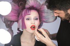 #Makeup to create th