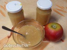 Fotorecept: Jablková výživa - Dobrotka pre mojich vnúčikov.
