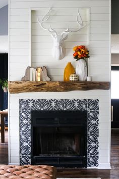 40 delightful industrial fireplace images fire places fireplace rh pinterest com