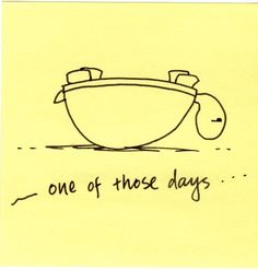 postitdoodling: one of those upside-down turtle... | turtlefeed