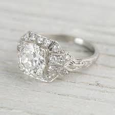 Image result for vintage engagement rings