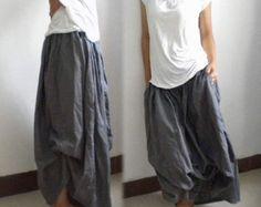 Linen skirt | Etsy IT