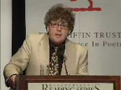 """Irish poet Paul Muldoon reads the poem """"The Loaf"""" from Moy sand and gravel, winner of the 2003 International Griffin Poetry Prize."""