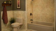 Bathtub Shower Remodel