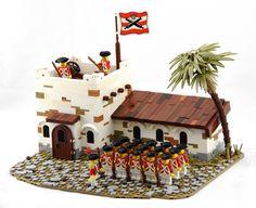 Infantry Barracks, Port Woodhouse | by Ayrlego