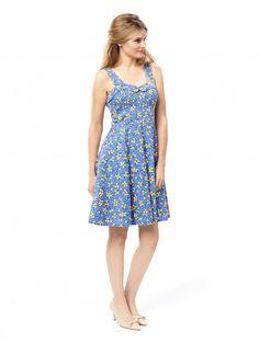 Blue Gingham, Gingham Dress, Sophisticated Dress, Elegant, Blue Dresses, Summer Dresses, Vintage Inspired Dresses, Online Dress Shopping, Review Dresses