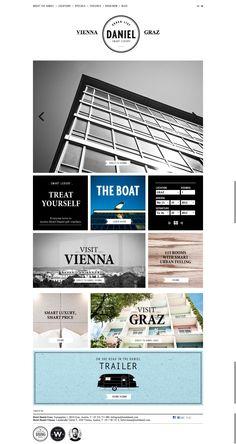 Hotel Daniel - Vienna - Graz