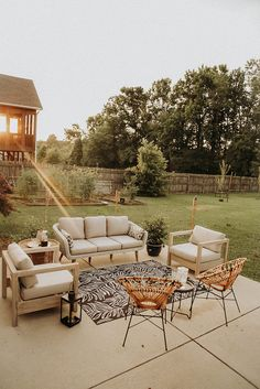 Patio furniture - Pa