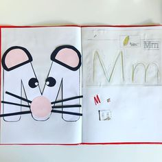 𝔹𝕦𝕔𝕙𝕤𝕥𝕒𝕓𝕖𝕟𝕖𝕚𝕟𝕗ü𝕙𝕣𝕦𝕟𝕘 My little ones are learning this week grader the letter and thus can Kids Studio, Hash Tag, Alphabet Activities, Creative Kids, Kids Education, First Grade, Little Ones, Back To School, Diy And Crafts
