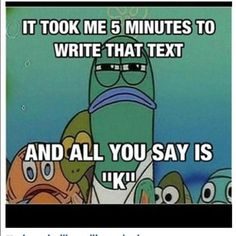 Hate when people do this.