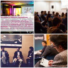 Claves de la presentación de Andalucía Lab en Intur 2015