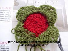 Aminaath Presentes: PAP- Flor do cachecol rosas