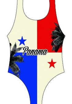 Panama Flag Bathing Suit            – Lila Nikole