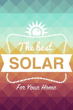 With costs down 75% and efficiency up by half, solar energy is less expensive now than it has ever been in history. Add in government tax credit incentives, and this is the perfect time to go solar! (But only if you move fast, as the tax credits are set to expire on December 31, 2016.) So what's the best solar company for your home? Read why we've been particularly impressed with Sunrun.