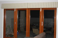 View topic - Blinds/Curtains for Glass Stacker Door?? • Home Renovation & Building Forum