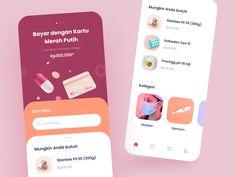 Online Pharmacy App Design by Ghani Pradita for Paperpillar on Dribbble