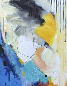 "Saatchi Art Artist Ira Ivanova; Painting, ""Concept-13"" #art"