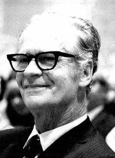 B. F. Skinner - psychologist, behaviorist, author, inventor, and social philosopher. Known for conditioning