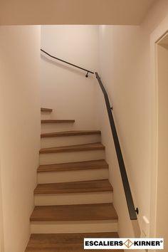 Kit de marche renovation escalier chene gris saint maclou hal pinterest - Escalier beton en kit prix ...