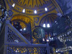 #HagiaSofia - Istanbul by knutesands, via Flickr