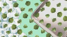 How to Roast Frozen Vegetables — Frozen Veggie Roasting Tips Roasting Frozen Vegetables, Roasted Vegetables, Fruits And Veggies, Veggie Dishes, Vegetable Recipes, Side Dishes, Freeze Sweet Potatoes, Vegetable Sides, Food Hacks