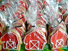 Merri's homemade barn cookies