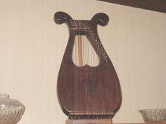 Lyre Harp I made.