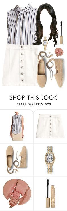 """Spencer Hastings inspired summer outfit"" by liarsstyle ❤ liked on Polyvore featuring Philosophy Dane Lewis, Gap, Geneva, Charlotte Tilbury and Stila"