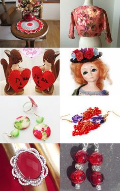 Beautiful red by Sergey and Zhanna Belous on Etsy--Pinned with TreasuryPin.com